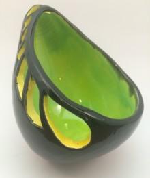 decorative carved egg shape
