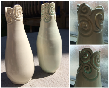 wedding vase samples