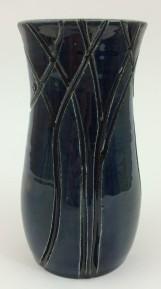Black Onyx Vase