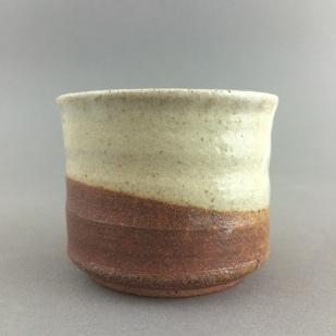 white over soda clay sample