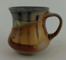 yellow and resist mug 2