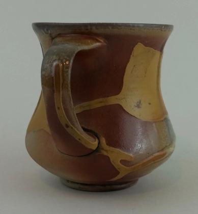 yellow and resist mug 1