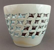 carved waste basket pot 3