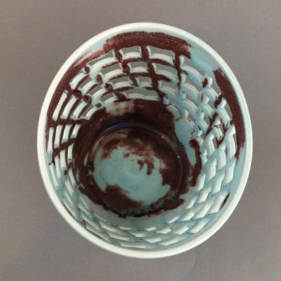 carved waste basket pot 1