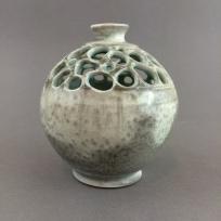 carved round vase 3